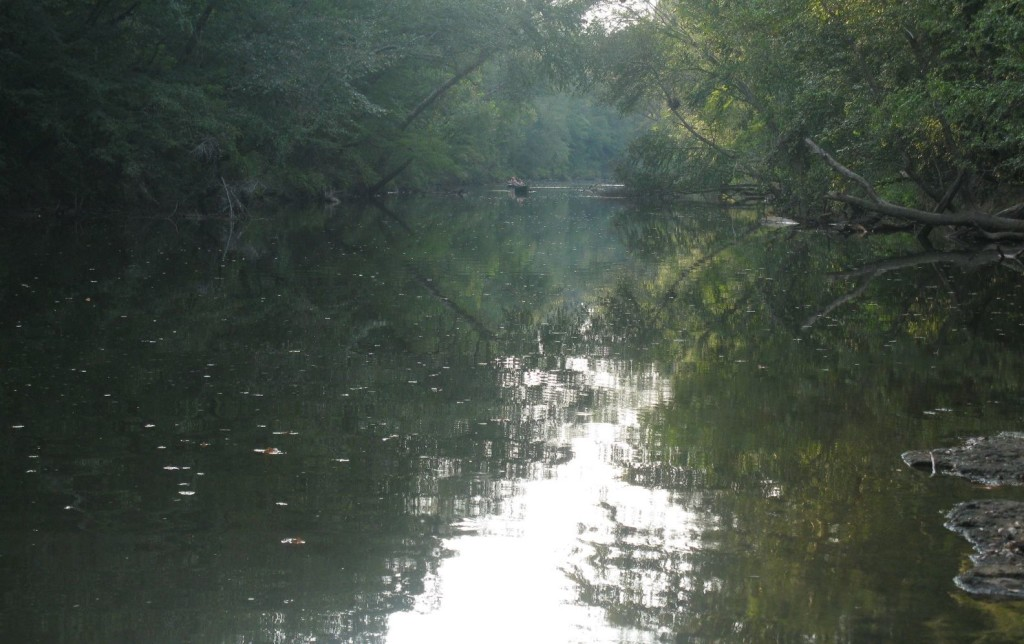 Canoeing In South Alabama